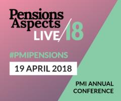 Pensions Aspects Live (19 April)