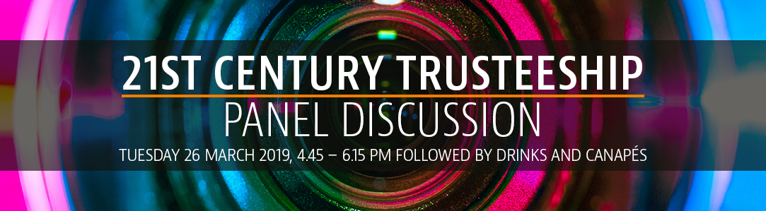 Baker McKenzie's 21st Century Trusteeship Panel Discussion with the