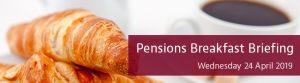Baker McKenzie's Pensions Breakfast Briefing