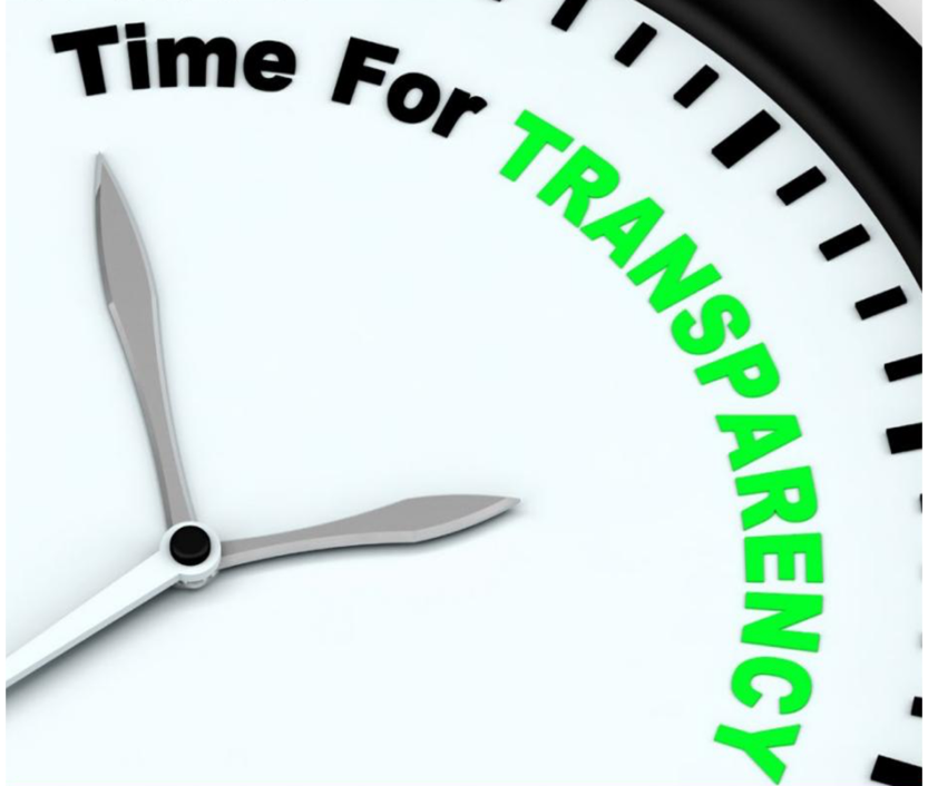 "Transparency Task Force – ""Accelerating our journey towards a green economy, before it's too late"""